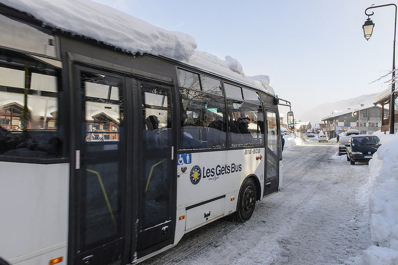 free navette bus service
