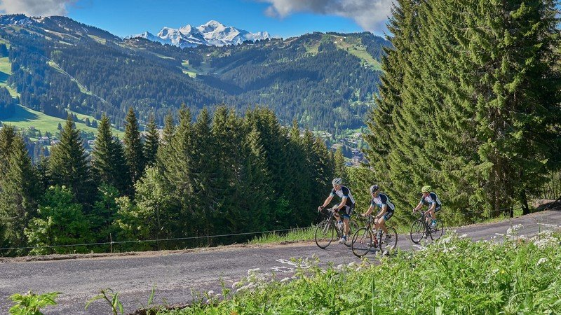 the mont chery road biking challenge