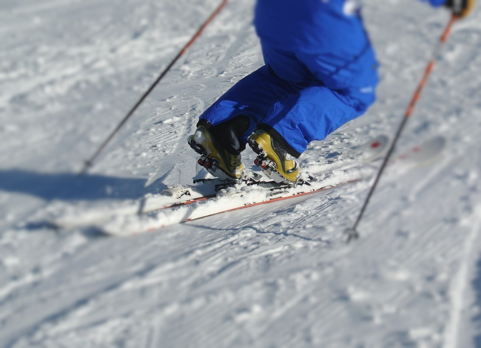 10 reasons to Telemark in Les Gets