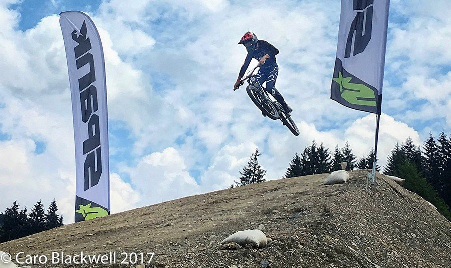 Date for Crankworx in Les Gets June 2018