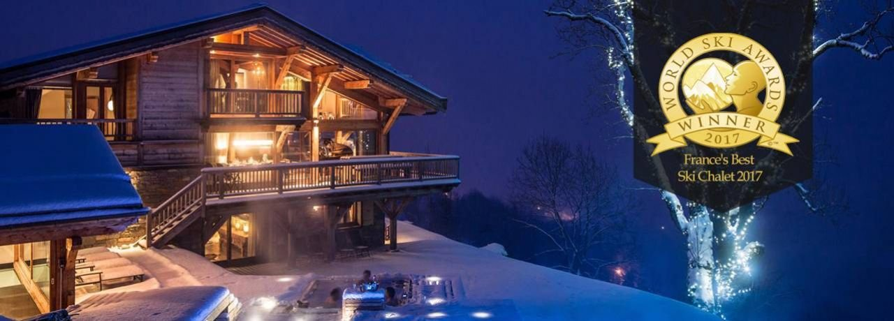 Best Ski Chalet in France 2017 goes to...