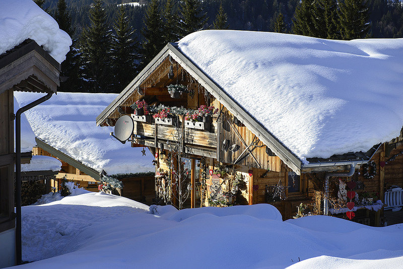 Hotel chalet and apartment accommodation
