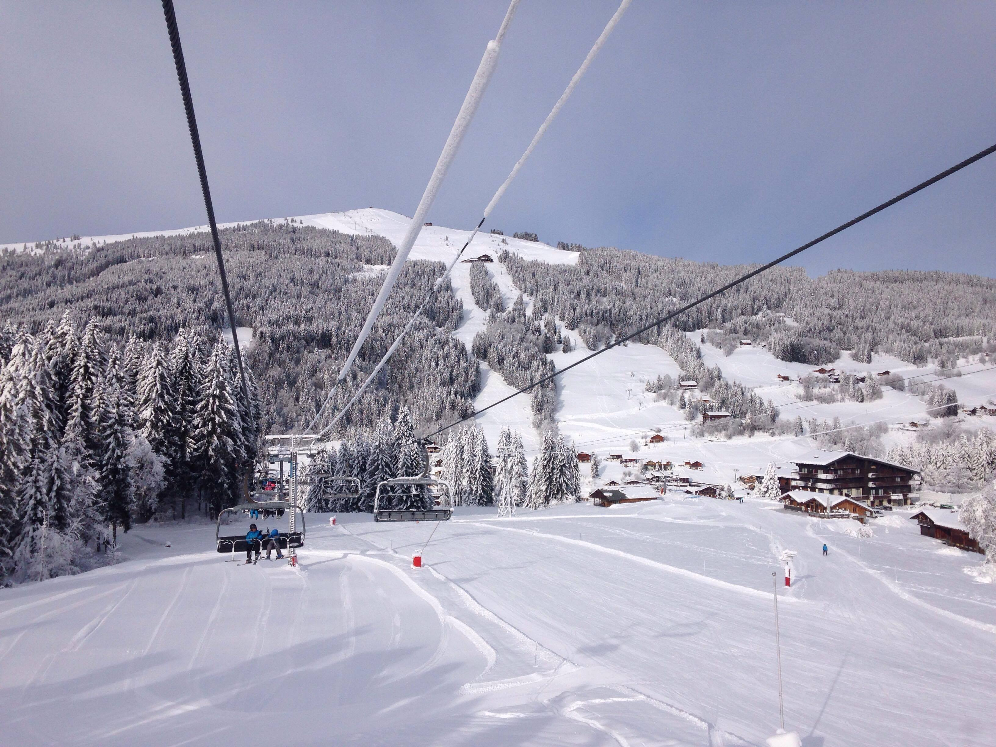 NEW - Pre-opening Ski Days in Les Gets 2017