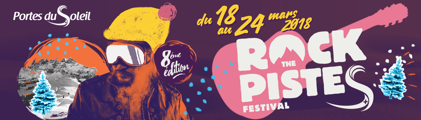 Rock The Pistes Festival - update - TriggerFinger playing in Les Gets Thursday 22nd March