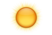 Icon for Les Gets weather forecast for 06/08/2020