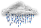 Icon for Les Gets weather forecast for 11/08/2020