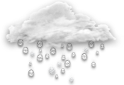 Icon for Les Gets weather forecast for 23/01/2021