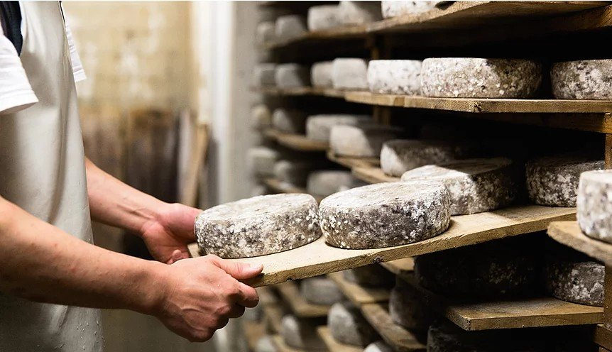 Visit a Local Cheesemaker - Wednesday 23 January 2019